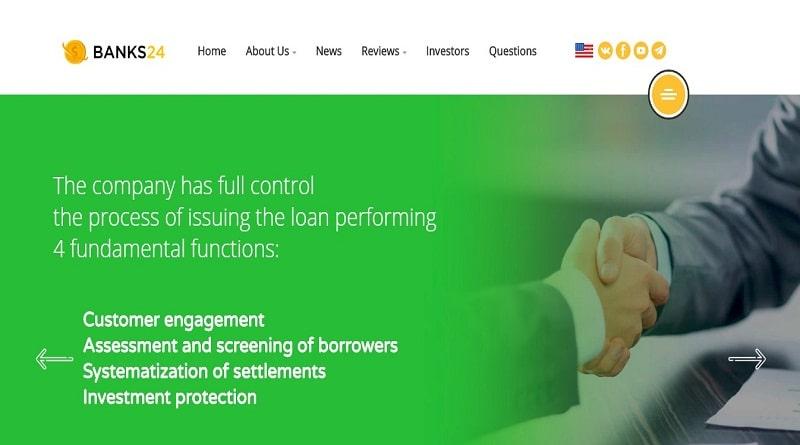 Banks24: обзор среднедоходного проекта, отзывы о banks24.biz, страховка 200$