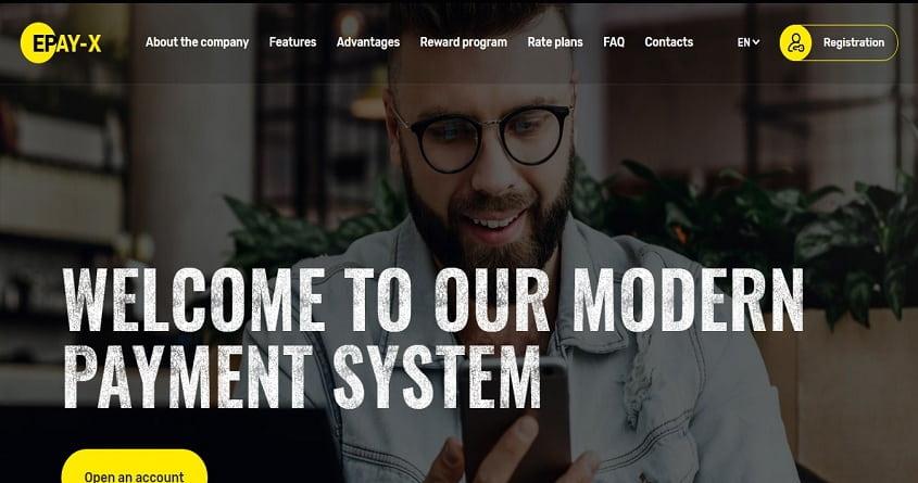EPAY-X: обзор мощного проекта, отзывы о epay-x.com (Не платит)
