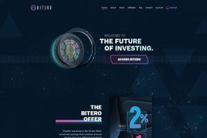 Bitero: обзор проекта копилки, отзывы о Bitero.io. Плачу рефбек 5%, страховка 300$