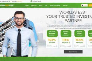 Globalbuildinvest: обзор нового проекта с афтер планами, отзывы о globalbuildinvest.com. Плачу рефбек 3%, страховка 200$