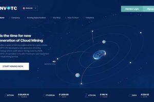 Envbtc: обзор о новом майнинг проекте, отзывы о envbtc.com. Плачу рефбек 6%