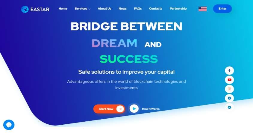Eastar-capital: обзор качественного хайп проекта, отзывы о eastar-capital.com. Плачу рефбек 9% (Прекратил работу)