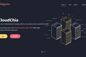 Cloudchia: обзор инвестиционного проекта, отзывы об cloudchia.biz. Плачу рефбек 2%