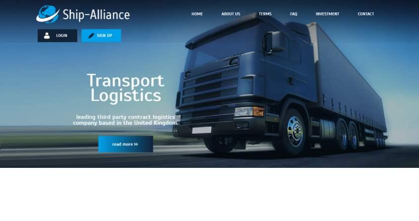 Ship Alliance Ltd: обзор качественного хайп проекта, отзывы о ship-alliance.com. Плачу рефбек 8%