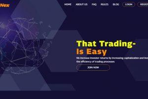 Nenex: обзор инвестиционного проекта, отзывы об nenex.io. Плачу рефбек 5%